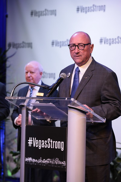 Rossi Ralenkotter, President & CEO, Las Vegas Convention & Visitors Authority