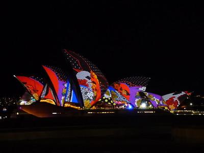 2016 Vivid Sydney - includes one video clip