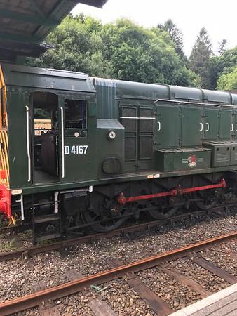 Dartmoor Railway (22-07-2018)