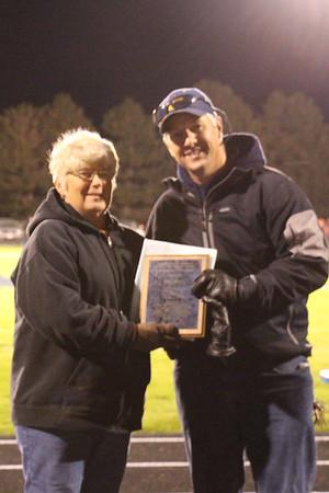 Mrs. Wax & Mr. Young Award
