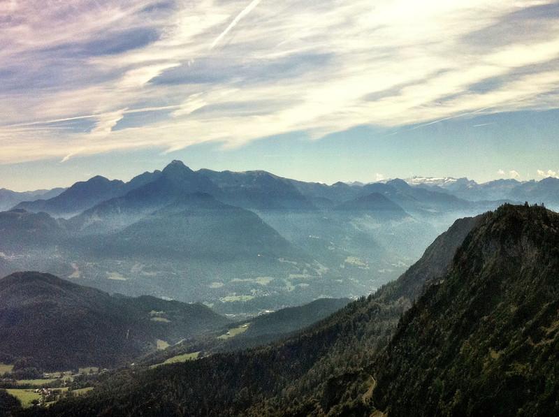 Berchtesgaden (iPhone 4, Camera+ app, Clarity filter)