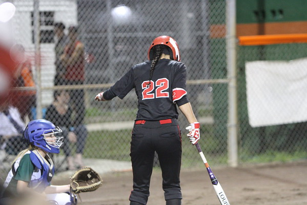 NE @ Seminole Softball 3-3-2015