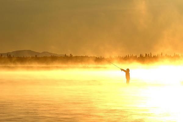 Alaska Fishing Scenics