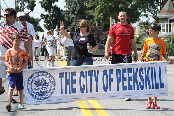 Peekskill 4th July Parade