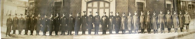 Police Dept over 19th and  20th Century