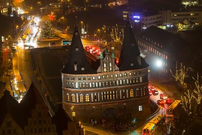 Lübeck Christmas