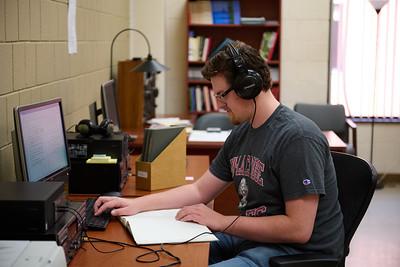 2021 UWL Student Employee of the Year Johnathon Jaeger