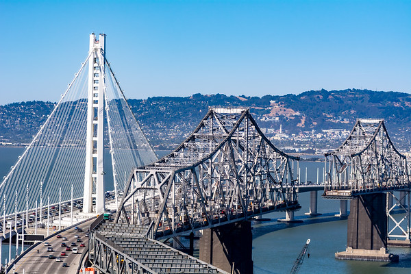 Bay Bridge Evolution