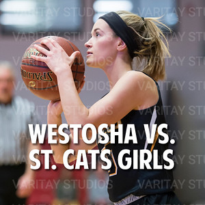 Westosha-St Cats Girls