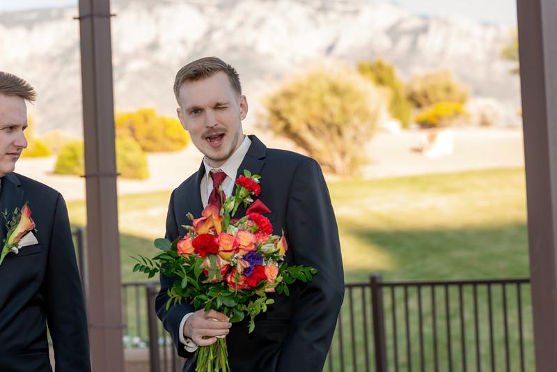 Sandia Hotel Casino New Mexico October Wedding Ceremony C&C-109.jpg