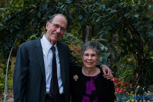 Bill and Beth von Holle 50th
