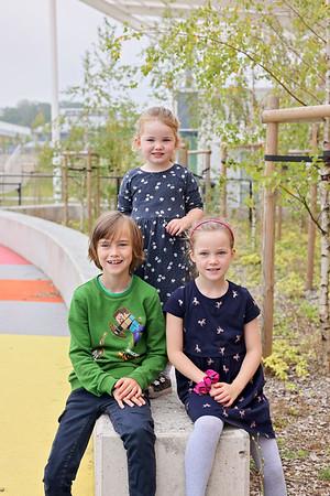 Norwegian school photos