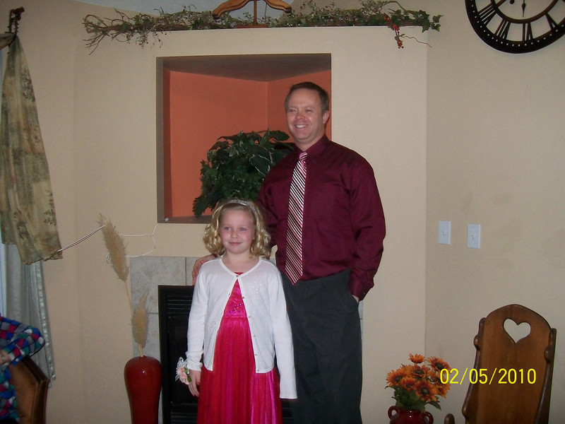 Daddy Daughter Dance 2010