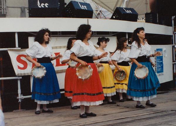 Paulusfeesten 1992 - Foto's door Jo Van Tiggelen