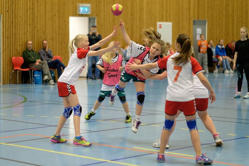 Skedsmo Håndballkubb Vennskapscup i Tærudhallen 30. april 2016.