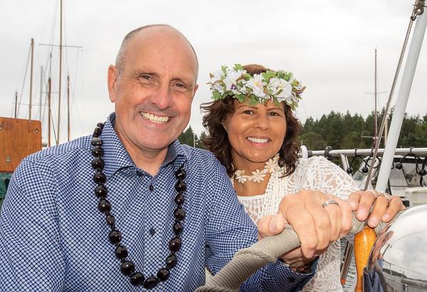 Bert and Nani Wedding