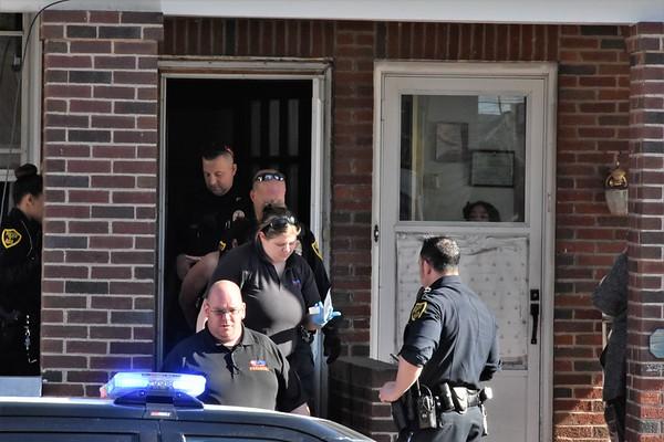 HPD stabbing 842 W. Diamond  Ave 4-22-18