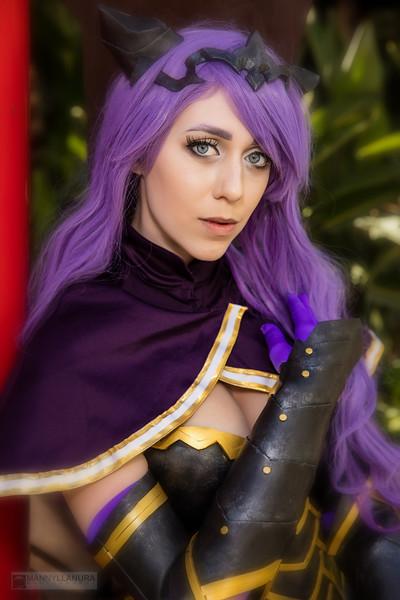 Camilla Fire Emblem Cosplay