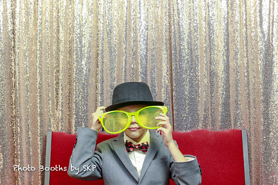 Carrie and Will's Wedding Reception Photo Booth Images