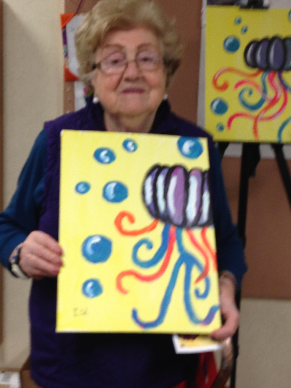 Rhma paint party 1/6 16