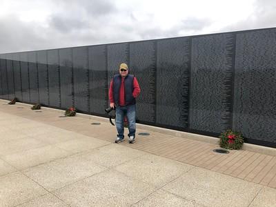 Vietnam Wall Replica Perryville MO