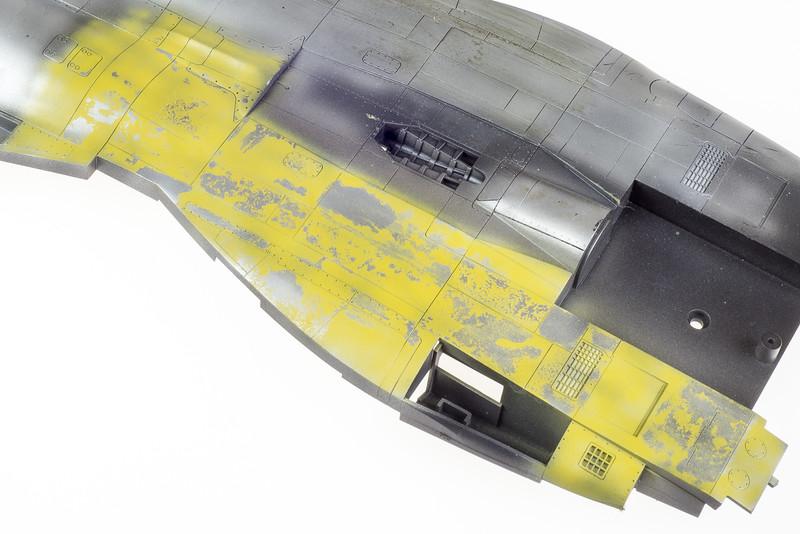 Tamiya F4U-1 Corsair - 10-07-14 PAINT TEST-4.jpg