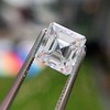 2.63ct Asscher Cut Diamond, GIA E VS1 3