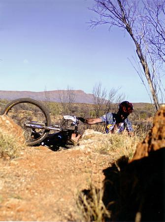 Central Australia Bike Challenge 2006