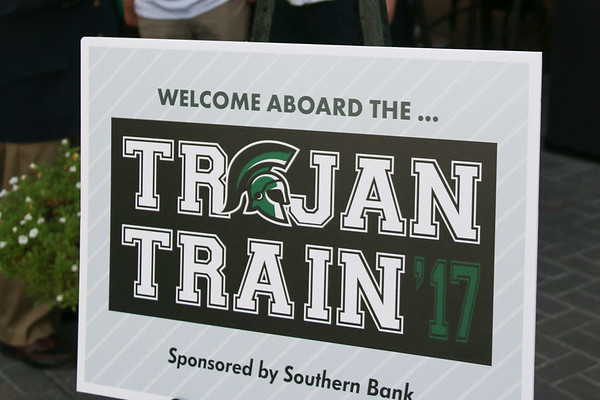 Trojan Train Wilmington 2017