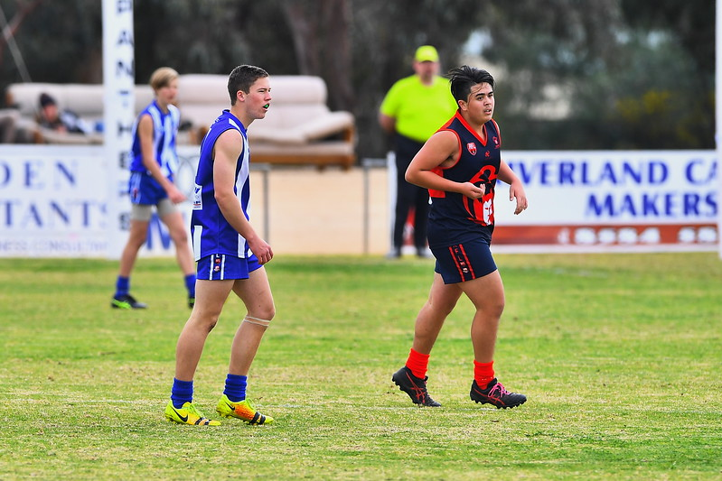 2017 U15 GRAND FINAL Berri v Renmark