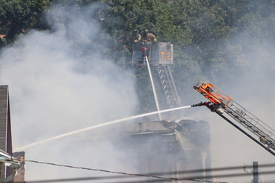 3 Alarm Dwelling Fire - 43 Colley St, Waterbury, CT -7/13/20