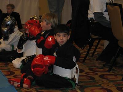 20100131 Ryan Karate Tournament
