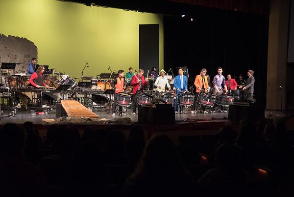 NCHS Drum Show 2017