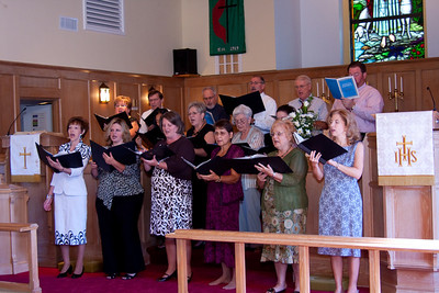 Fieldale UMC 90th Anniversary