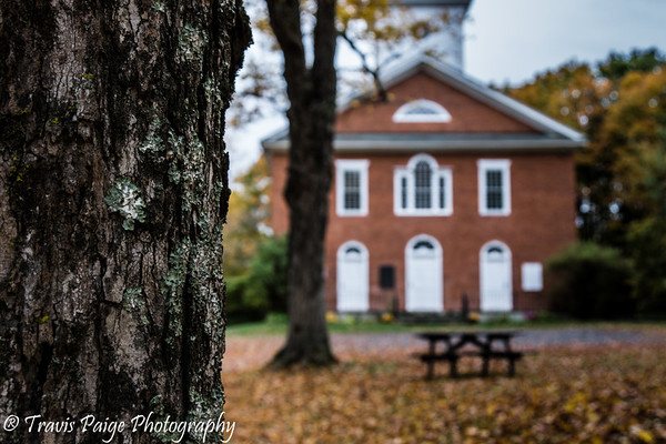 Fall Photos-First Congregational Church Of Weathersfield