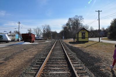 02-15-09 Eagle Watch Train