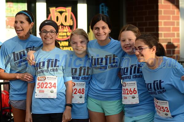 BeFit Running Club Photos - 2017 Oak Apple Run