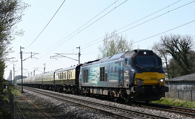 North West trains, 2019