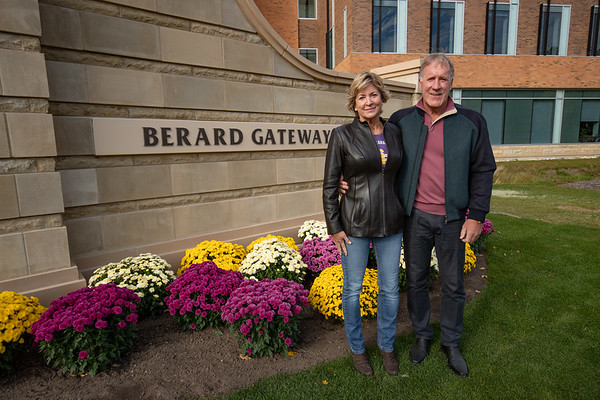 Berard Gateway Ribbon Cutting