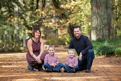 Bradley Family 2013