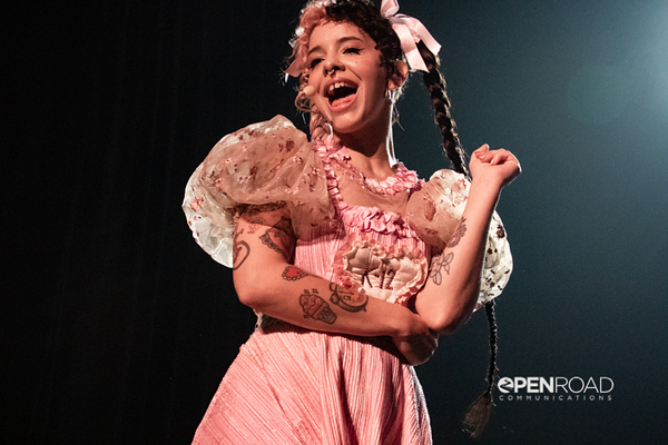 Melanie Martinez with Lauren Ruth Ward