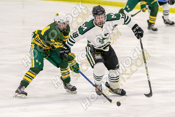 Mansfield-King Philip Boys Hockey - 02-05-20