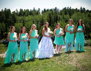 BRIDESMAIDS, ETC.