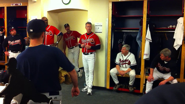 2012 Atlanta Braves Fantasy Camp