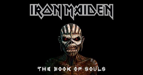 Iron Maiden-  The Book of Souls Tour 2016