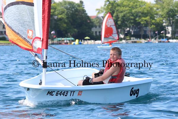 Sail School Thursday July 9