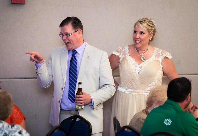 Bride and Groom Greeting Guests.jpg
