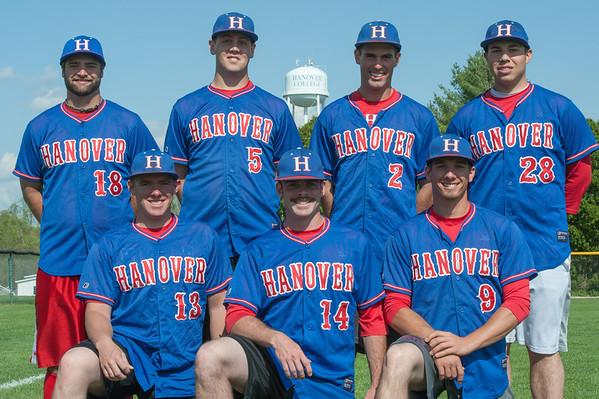 Hanover Seniors 2013!