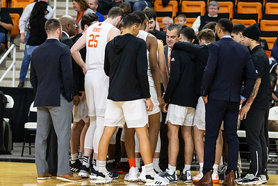 2019 Basketball Mercer vs. Georgia State