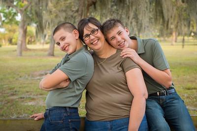 2018.12.23 - Plastow Family, Nokomis, FL